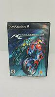 Kinetica Sony Playstation 2 PS2 - Complete Good