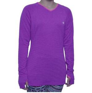 Champion Women's Active Athletic Shirt Long Sleeve