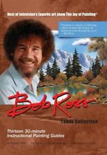 BOB ROSS THE JOY OF PAINTING LAKES New Sealed 3 DVD Set 13 Episodes