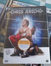WWE -Breaking the Code-Chris Jericho (DVD, 2010,3-Disc)NEW-Authentic US release