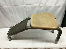 Vintage Shoe Size Stand Shoe Shine adjustment by Royal MFG . Mid Century