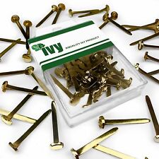 Ivy Stationery - 30mm... LIBRO ELEMENTI DI FISSAGGIO-Split Pins-Confezione da 30 - 8mm HEAD