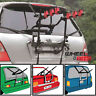 Car Boot 3 BIKE CYCLE CARRIER RACK To Fit VW Golf mk1 mk2 mk3 mk4 mk5 mk6 mk7