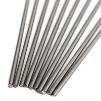 10pcs 2mm Dia Titanium 6al-4v Round Bar 10''x0.78'' Ti Gr.5 Welding Grade 5