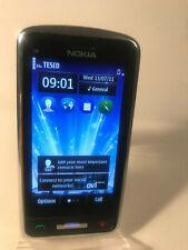 Nokia Slide C6-01 - Silver (O2 & Tesco Network) Mobile Phone - Good Condition