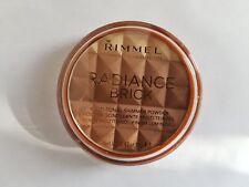 Rimmel  Radiance Brick Bronzing Powder 002 Medium