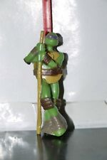 "TMNT Teenage Mutant Ninja Turtles nickelodeon donatello 3"" pvc MINI FIGURE 2015"