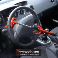 Barra de barras Antirrobo volante para el coche/autocaravana/Automóvil