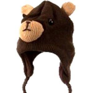 Unisex Anime Animal Plush Knit-Hand Plush Aviator Style Fleece Cosplay Hat 3
