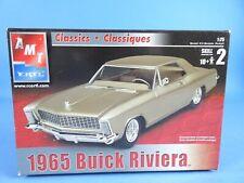 AMT ERTL CLASSICS 1965 BUICK RIVIERA 1/25 MODEL KIT #38158