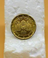 AUTRICHE 2004  : 1 pièce 20 cent UNC
