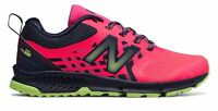 New Balance Kid's Fuelcore Nitrel Big Kids Female Shoes Pink With Grey