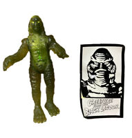 Creature From The Black Lagoon Figurine With Sticker