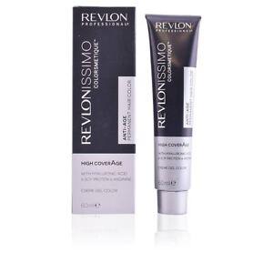 Revlon Revlonissimo Colorsmetique Anti-Age Permanent Hair Color 60ML New NP