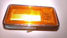 SIDE MARKER LIGHT AMBER ORANGE  - N/S LEFT  - NOS  LUCAS L909