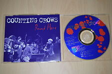 Counting Crows ‎– Round Here. GED21916 CD-Single