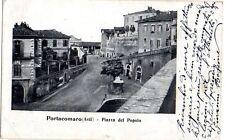 PORTACOMARO D´ASTI - ASTI - PIAZZA DEL POPOLO - VG 1903 FP - C470