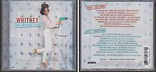 WHITNEY HOUSTON Greatest Hits 2000 2 CD Will Always Love You One Moment in Time