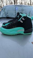 Air Jordan 12 Retro GG (GS) Hyper Jade size 7.5
