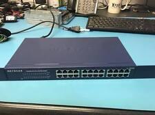 Netgear JFS524 ProSafe 24-port Fast Ethernet Switch USED