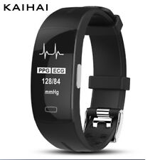 KAIHAI H66 high blood pressure band heart rate monitor PPG+ECG smart bracelet