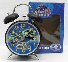 JUSTICE LEAGUE BATMAN - ALLARM CLOCK SVEGLIA - C/1 BATTERIA LR6 NON INCLUSA