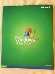 Microsoft XP Home Edition Upgrade with Product Key