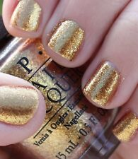"Opi Nail Polish ""Goldeneye"" Hld07 James Bond Skyfall 007 Collection - Limited"