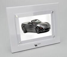 """New Corvette Grand Sport GS 4"""" x 6"""" Picture Photo Frame - White"""