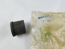 GE/HOTPOINT/KENMORE WASHER DRAIN HOSE ADAPTER - WH41X158 - APPLIANCE PARTS