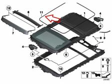 BMW 3' 5' 6' 7' X1 X3 X5 Panoramic Roof Sunroof Seal (JS)