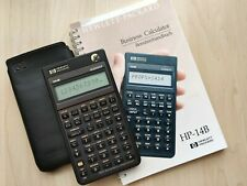 HP-14B / 50th Anniversary / Jubiläumsausgabe / Hewlett Packard / Handbuch / NEUw