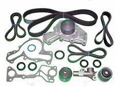 Timing Belt Kit WATER PUMP TENSIONERS SEALS Mitsubishi 3000 GT 1991-1999  DOHC