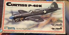 Super Rare! Vista Curtiss P-40K Warhawk 1/72 Open 'Sullys Hobbies' 0201-1