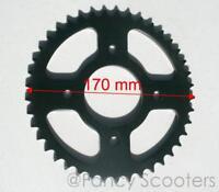 Rear Sprocket #428 37th Bolt Pattern=3x55mm Shaft=36mm 47mm to adjacent hole