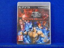 *ps3 FIST OF THE NORTH STAR Ken's Rage 2 (CC) Martial Arts PAL UK