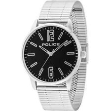 Police Men's Watch Only Time Esquire Pl14765js02m