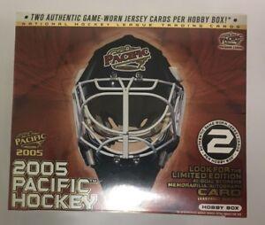 2004-05 Pacific Hobby Hockey Box Factory Sealed 36 Pack