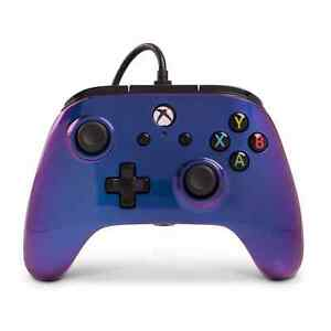 Power A Wired Controller Cosmos Nebula Xbox One NEW FREE US SHIPPING