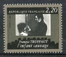 STAMP / TIMBRE FRANCE NEUF N° 2442 ** CINEMATHEQUE / FRANCOIS TRUFFAUT