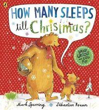 Good, How Many Sleeps till Christmas?, Sperring, Mark, Book
