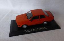 De Agostini - Dacia 1410 Sport  1:43 - orange