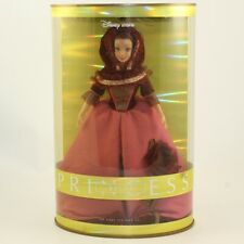Disney Store - Royal Princess Series - Beauty and the Beast Belle Doll *NON-MINT