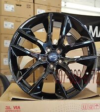 20x9 OE STYLE GLOSS BLACK WHEELS FIT FORD MUSTANG RIMS GT CONVERTIBLE 10039