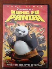 Kung Fu Panda (DVD, 2008, Widescreen)*Jack Black
