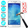 5X Tempered Glass Screen Protector Film For Samsung Galaxy J7 J5 J3 A5 A7 S7 S6