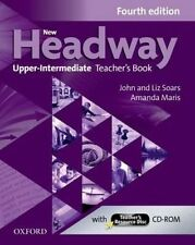 USED (LN) New Headway: Upper-Intermediate Fourth Edition: Teacher's Book + Teach