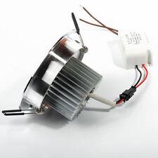 3W Dimmbar LED Einbauleuchte Einbau Strahler Leuchte Lampe Decken Licht Weiß