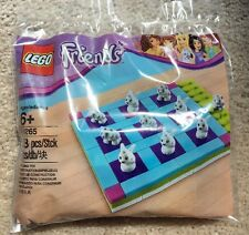 Lego Friends 40265 Tic Tac Toe Polybag New Cat Kitty Bunny Rabbit
