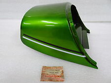 Kawasaki NOS NEW  53043-006-77 Candy Lime Back Rest H1 KH Mach III KH500 1973